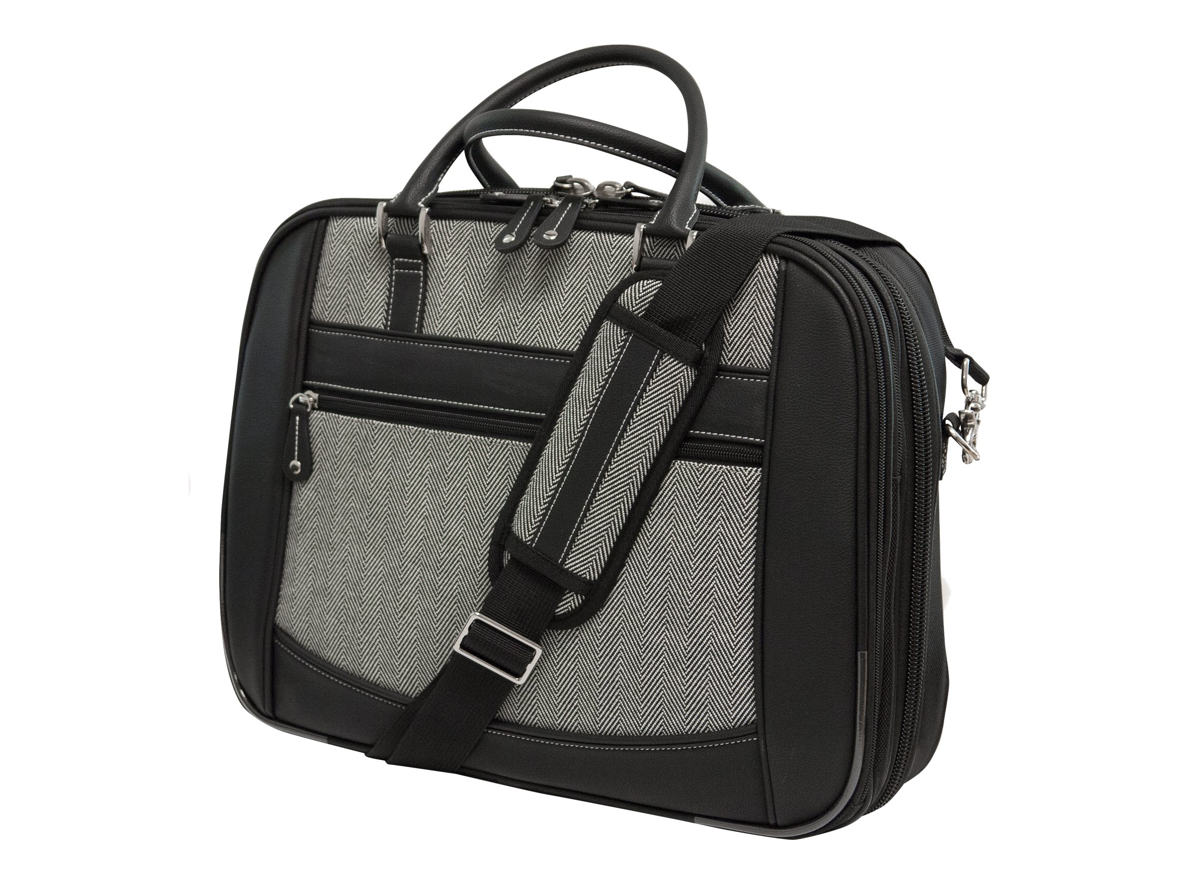 Mobile Edge Scanfast Briefcase, 14.1 15