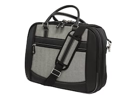 Mobile Edge Scanfast Briefcase, 14.1 15, MESFEBHS, 17467635, Carrying Cases - Notebook