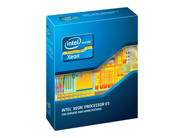 Intel Processor, Xeon E5-2697 v2 2.7GHz 30MB 130W, Boxed, BX80635E52697V2