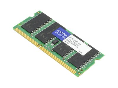 ACP-EP 2GB PC3-10600 204-pin DDR3 SDRAM SODIMM for Select EliteBook, ProBook Models, AT912UT-AA