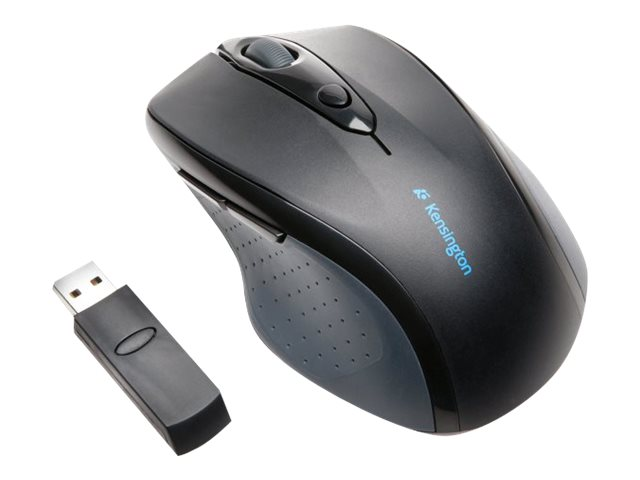Kensington Profit Wireless 2.4GHz Ergonomic Full Size Mouse, K72370US, 12756382, Mice & Cursor Control Devices
