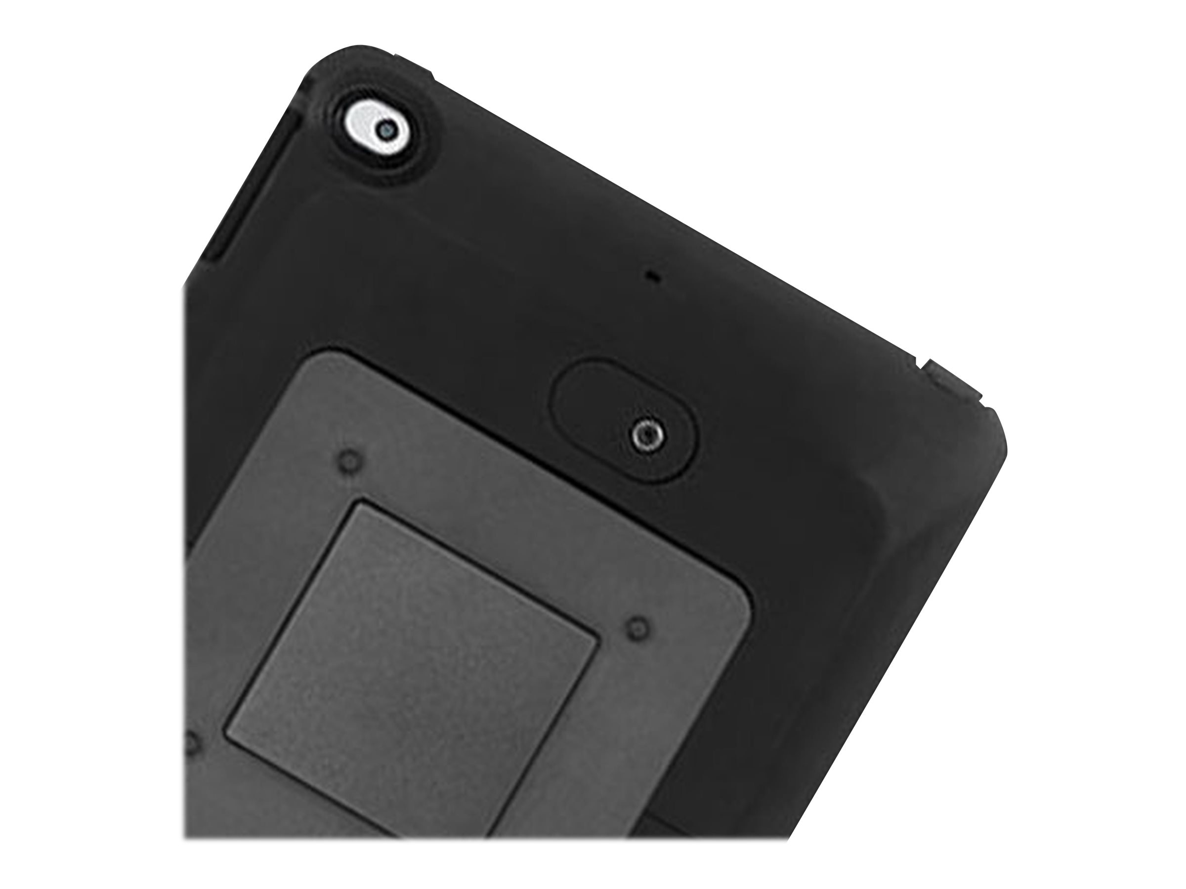 Kensington SecureBack Rugged Enclosure for iPad Air iPad Air 2, Black, K67738WW
