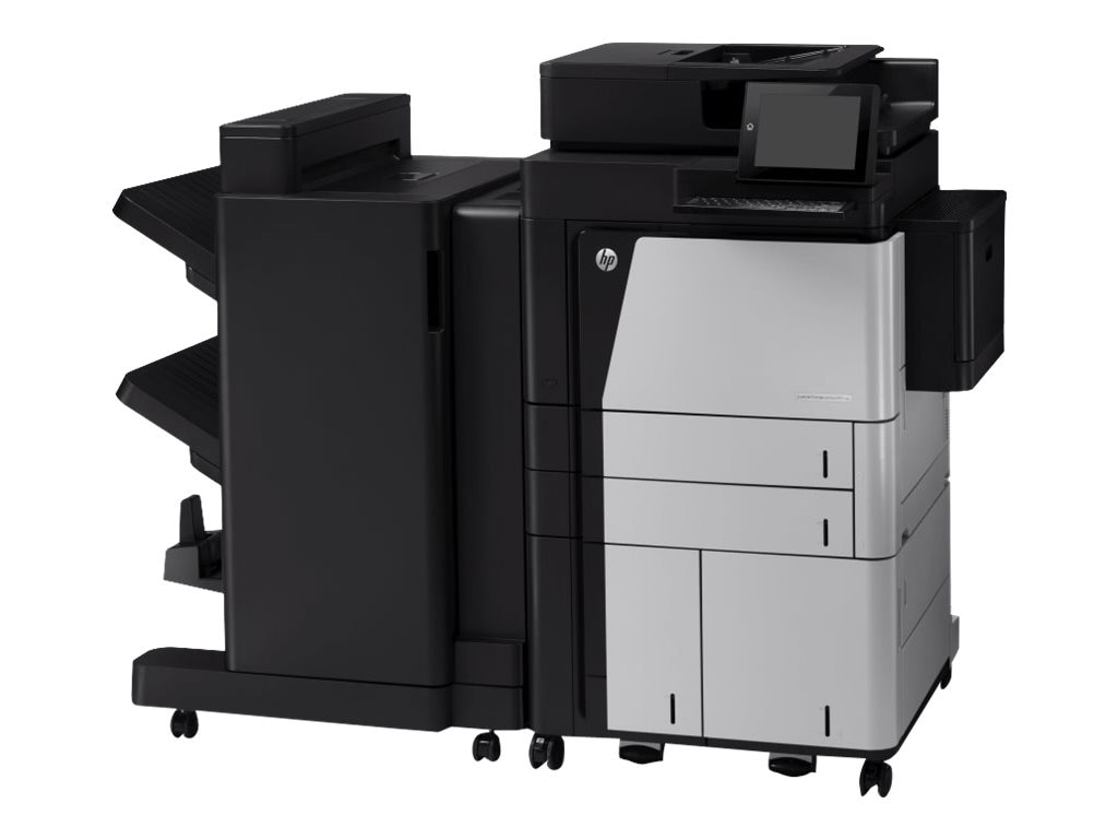 HP LaserJet Enterprise flow M830z NFC Wireless Direct Multifunction Printer