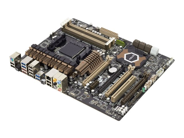 Asus Sabertooth 990FX R2.0 Military-Grade Motherboard with CeraM!X Cooling Techology