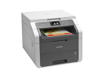 Brother HL-3180CDW Digital Color Printer w  Convenience Copying & Scanning, HL-3180CDW, 30756677, MultiFunction - Laser (color)