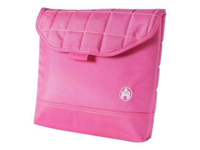Mobile Edge 13 Sumo Laptop Sleeve, Pink, ME-SUMO88507, 8979516, Protective & Dust Covers