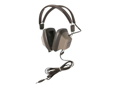 Califone Explorer Binaural Headphone, EH-2, 31472983, Headphones