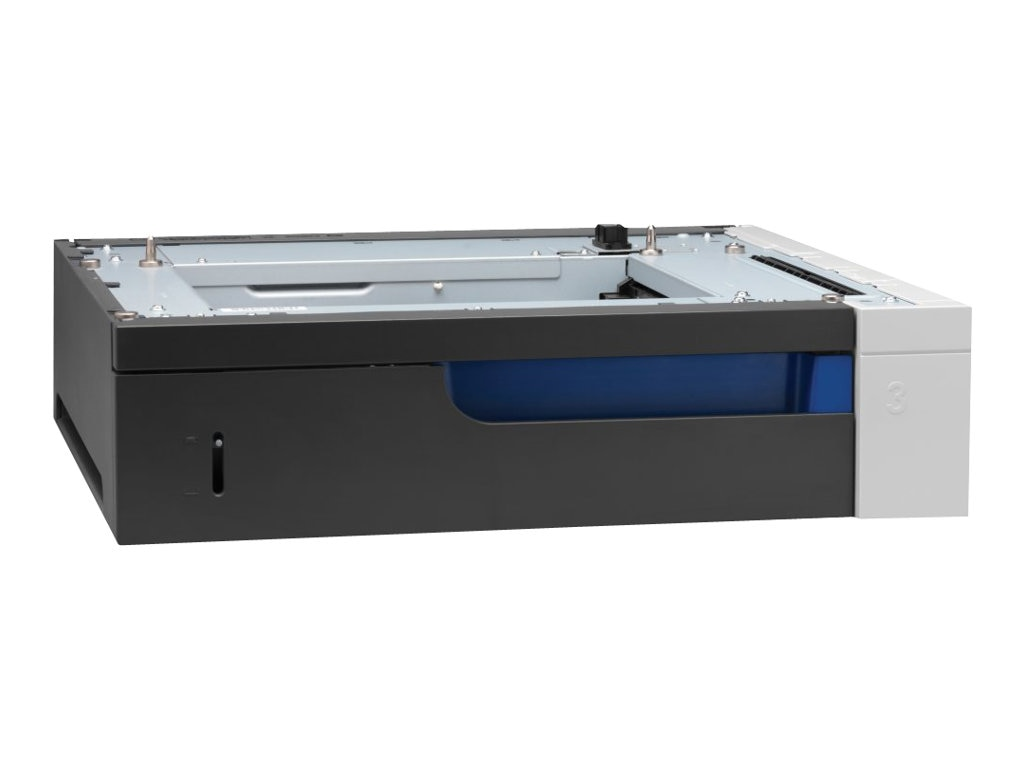 HP Color LaserJet 500-sheet Paper Tray for HP Color LaserJet Enterprise CP4025, CP4525 & CM4540