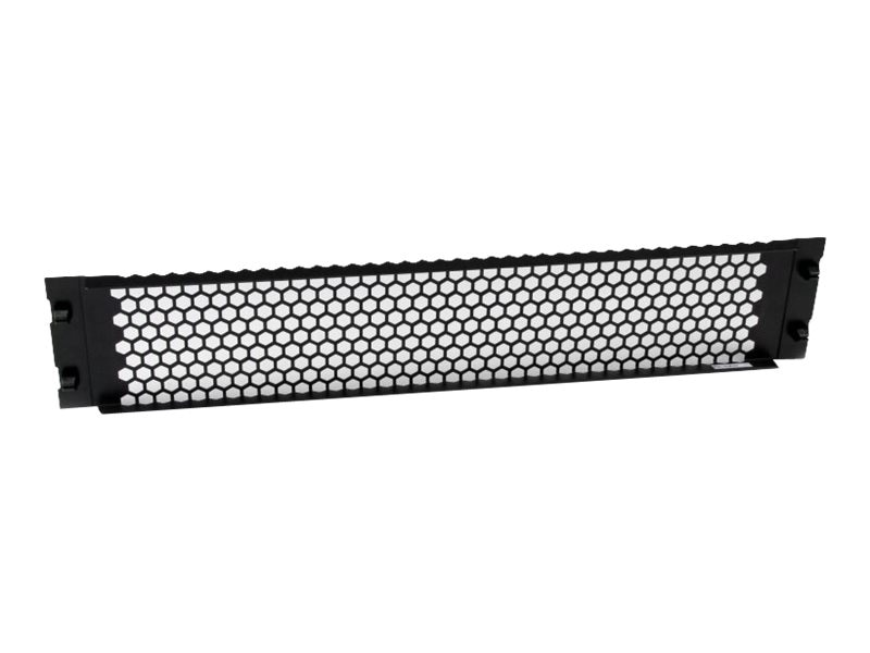 StarTech.com Tool-Less Vented Blank Rack Panel, 2U, RKPNLTL2UV, 17679718, Rack Mount Accessories