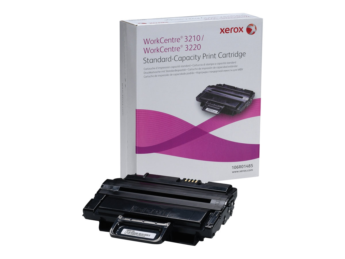 Xerox Black Standard Capacity Toner Cartridge for WorkCentre 3210 & 3220 Series, 106R01485