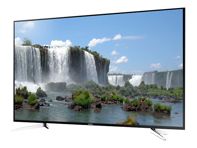 Samsung 74.5 J6300 Full HD LED-LCD Smart TV, Black, UN75J6300AFXZA, 19506255, Televisions - LED-LCD Consumer