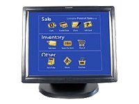Planar 15 PT1500MX LCD Touchscreen Monitor, USB, Black, 997-3981-00, 8669796, Monitors - LCD