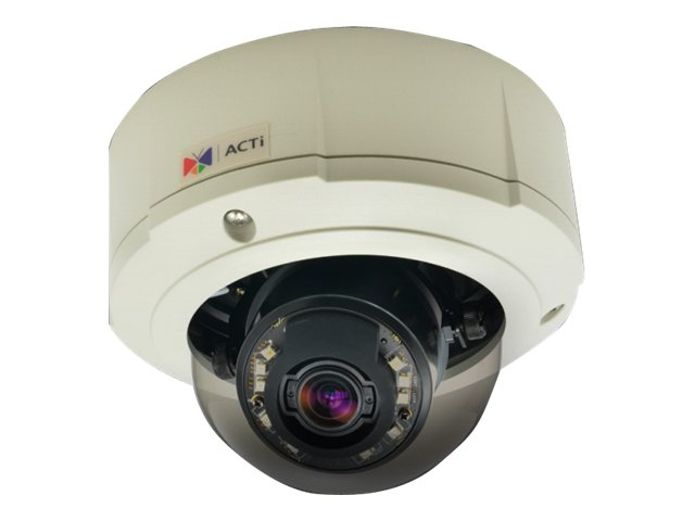 Acti B85 2MP Day Night Basic WDR Outdoor Zoom Dome Camera, B85
