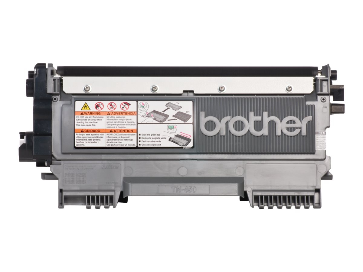 Brother TN450 Image 2