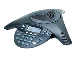 Polycom Soundstation 2W - Expandable DECT 6.0, 2200-07800-160, 9960745, Audio/Video Conference Hardware