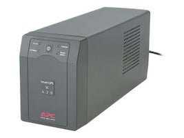 APC Smart-UPS SC 620VA 390W 120VAC UPS Tower (4) Outlets, SC620, 5486695, Battery Backup/UPS