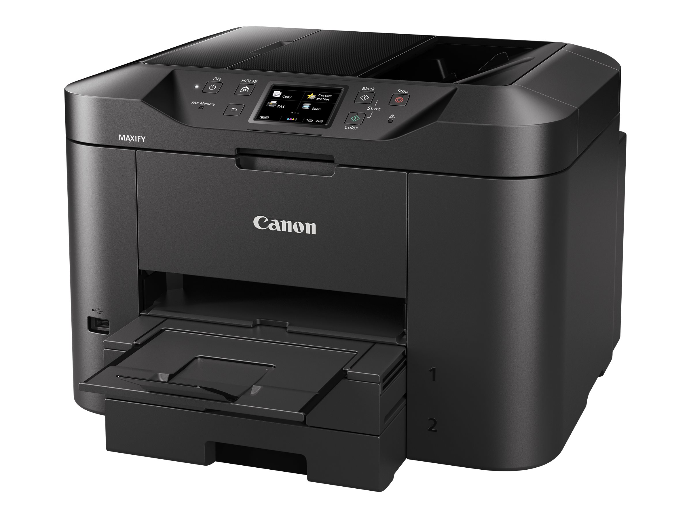 Canon MAXIFY MB2720 Wireless Home Office All-In-One Printer, 0958C002