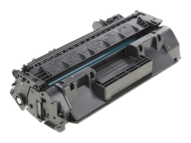 Ereplacements CF280A Black Toner Cartridge for HP LaserJet Pro 400 M401 Series, CF280A-ER, 18373673, Toner and Imaging Components