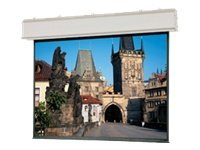 Da-Lite Large Advantage Deluxe Electrol Projection Screen with 220V Motor, Matte White, 1:1, 12' x 16'