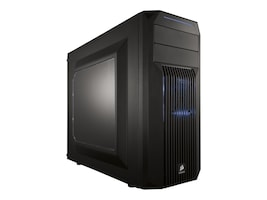 Corsair Chassis, Carbide Series SPEC02 Blue LED, CC-9011057-WW, 19090616, Cases - Systems/Servers