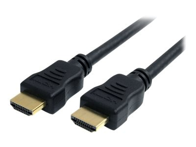 StarTech.com High Speed HDMI Digital Video Cable with Ethernet (M-M), 15ft, HDMIMM15HS