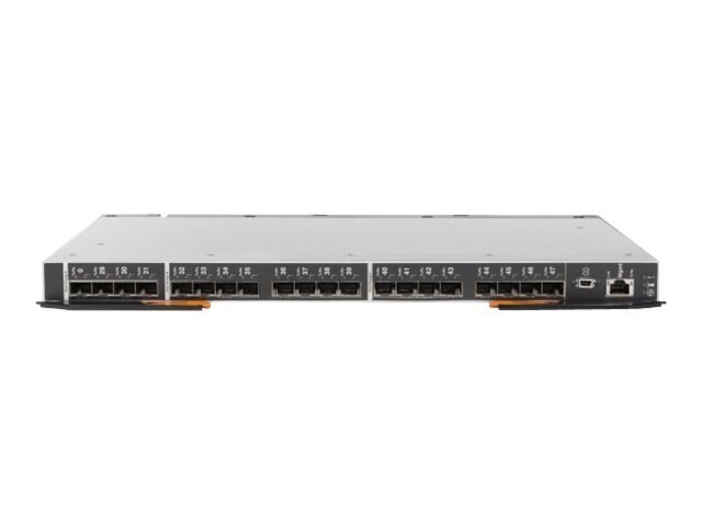 Lenovo Flex System FC5022 16GB SAN Scalable Switch, 88Y6374, 16213633, Fibre Channel & SAN Switches