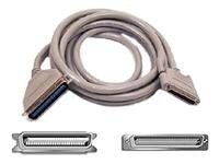 Belkin SCSI III Molded Cable (DB68M Cent50M), 6ft (Thumbscrews), F2N973-06-T, 6394160, Cables
