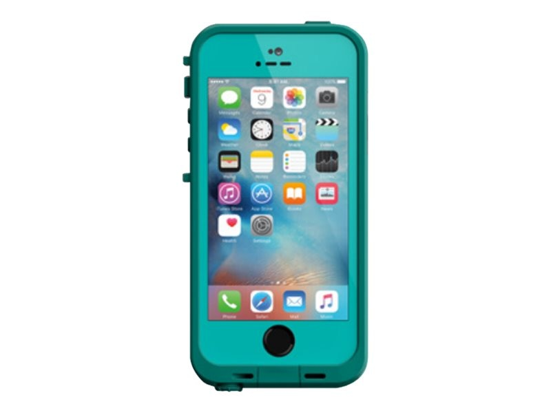 Lifeproof FRE Case for iPhone 5 5S SE, Teal