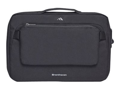 Brenthaven Tred Always-On Sleeve for 11 MacBook, Black, 2611