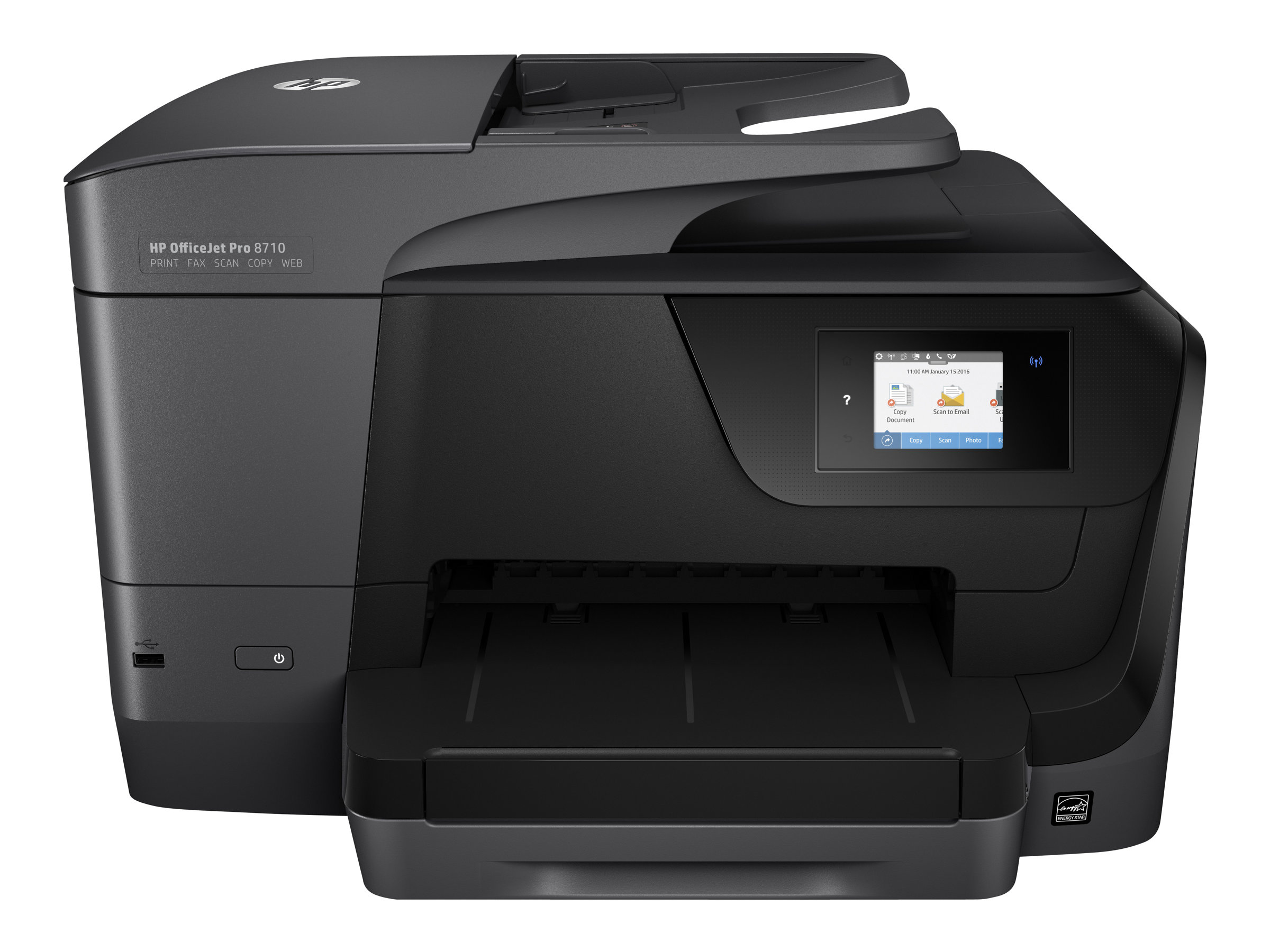 HP Officejet Pro 8710 All-In-One Printer ($199.95 - $70 Instant Rebate = $129.95 Expires 3 14 2017), M9L66A#B1H