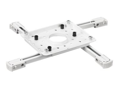 Chief Manufacturing Universal Interface RPM Bracket, White