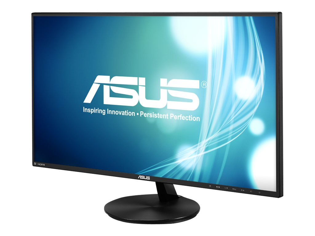 Asus 27 VN279Q Full HD LED-LCD Monitor, Black, VN279Q, 16028340, Monitors - LED-LCD