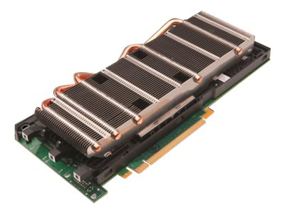 HPE NVIDIA Tesla M60 PCIe 3.0 Reverse Air Flow Graphics Card, 16GB GDDR5