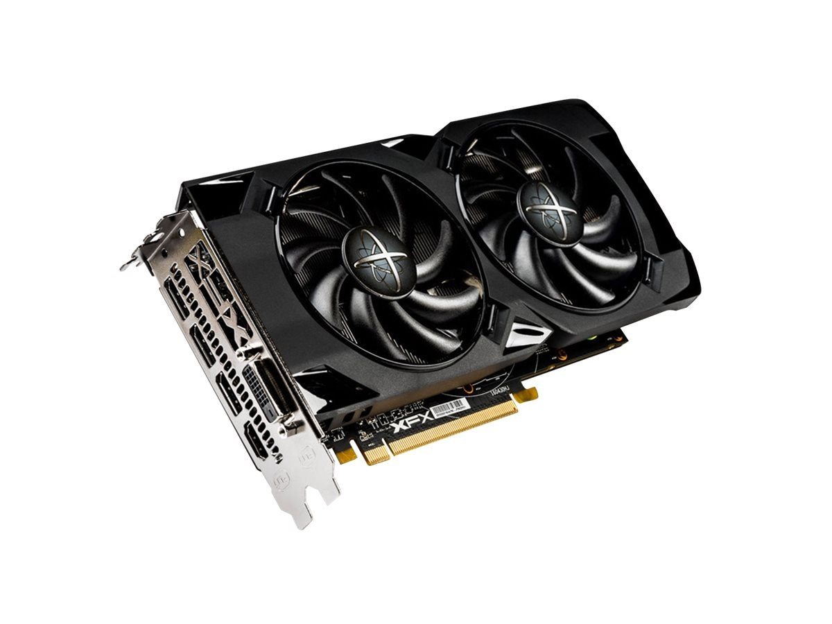Pine Radeon RX 470 PCIe Graphics Card, 4GB GDDR5
