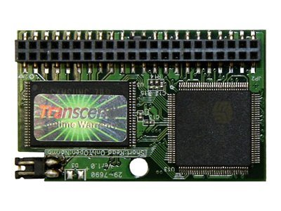 Transcend 256MB 44-pin IDE SMI Horizontal Flash Module, TS256MDOM44H-S