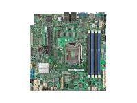 Intel Motherboard, MATX RM S1150 Xeon Family SATA6, DBS1200V3RPM, 15982991, Motherboards