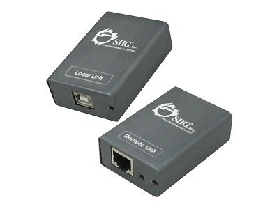 Siig USB Extender, up to 50m, JU-EX0011-S1, 8821153, Cables