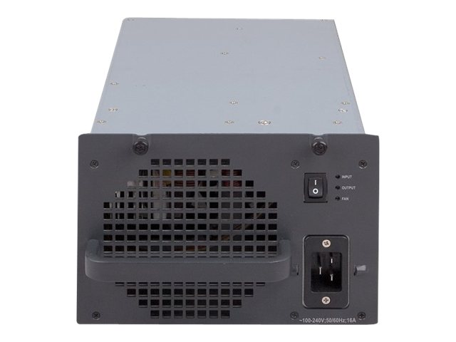 HPE A7500 1400W AC Power Supply, JD218A#ABA, 11588604, Power Supply Units (internal)