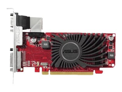Asus Radeon R5 230 PCIe 2.1 Graphics Card, 2GB DDR3, R5230-SL-2GD3-L