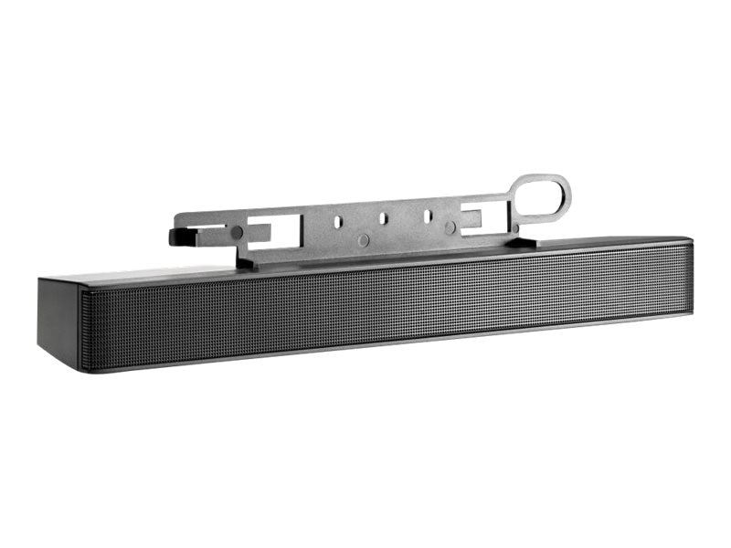 HP Smart Buy LCD Speaker Bar, NQ576AT, 10086303, Speakers - Audio