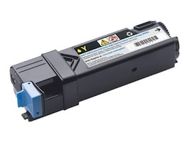 Dell Yellow High Yield Toner Cartridge for 2150cn  2150cdn  2155cn  2155cdn Color Laser Printers, 331-0718, 12695698, Toner and Imaging Components