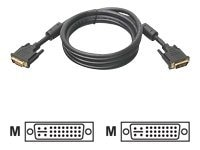 IOGEAR Dual Link DVI-I (M-M) Cable, 6ft, G2LDI006, 10177248, Cables