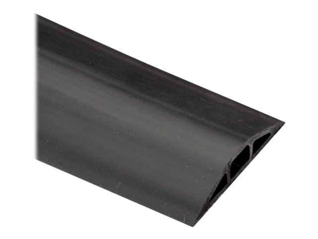 Black Box FloorTrak Cable Covers, 10ft Black, FK210, 5082674, Premise Wiring Equipment
