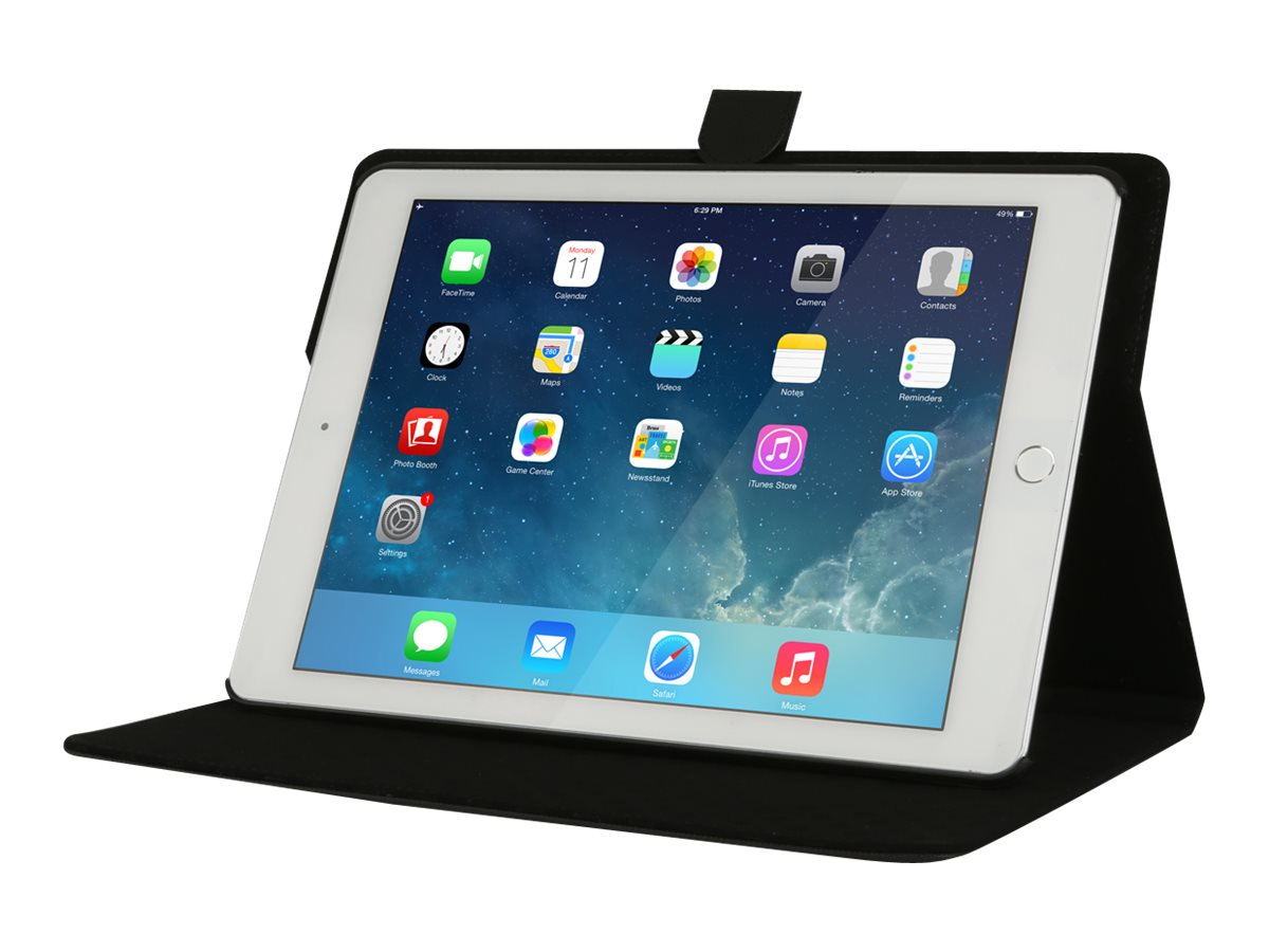 Max Cases Guardian Case for iPad Air2, AP-GC-IPA2-11-BLK