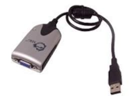 Siig USB 2.0 to VGA Adapter, JU-000071-S1, 8326540, Adapters & Port Converters