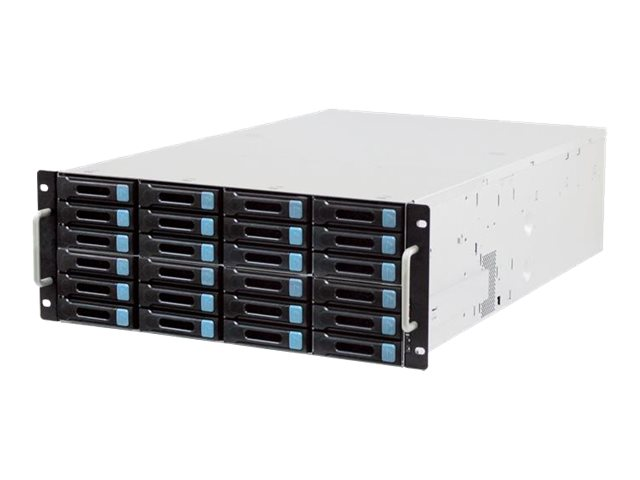 AIC RSC-4EH Server Rack Chassis, 4U, 24 Bay, 1010W, RSC-4EH0A1PSSA2C0C0A, 17233847, Rack Mount Accessories