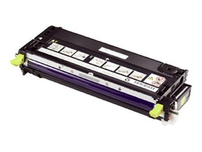 Dell Yellow Toner Cartridge for 3130CN Printer, 330-1196, 12695840, Toner and Imaging Components