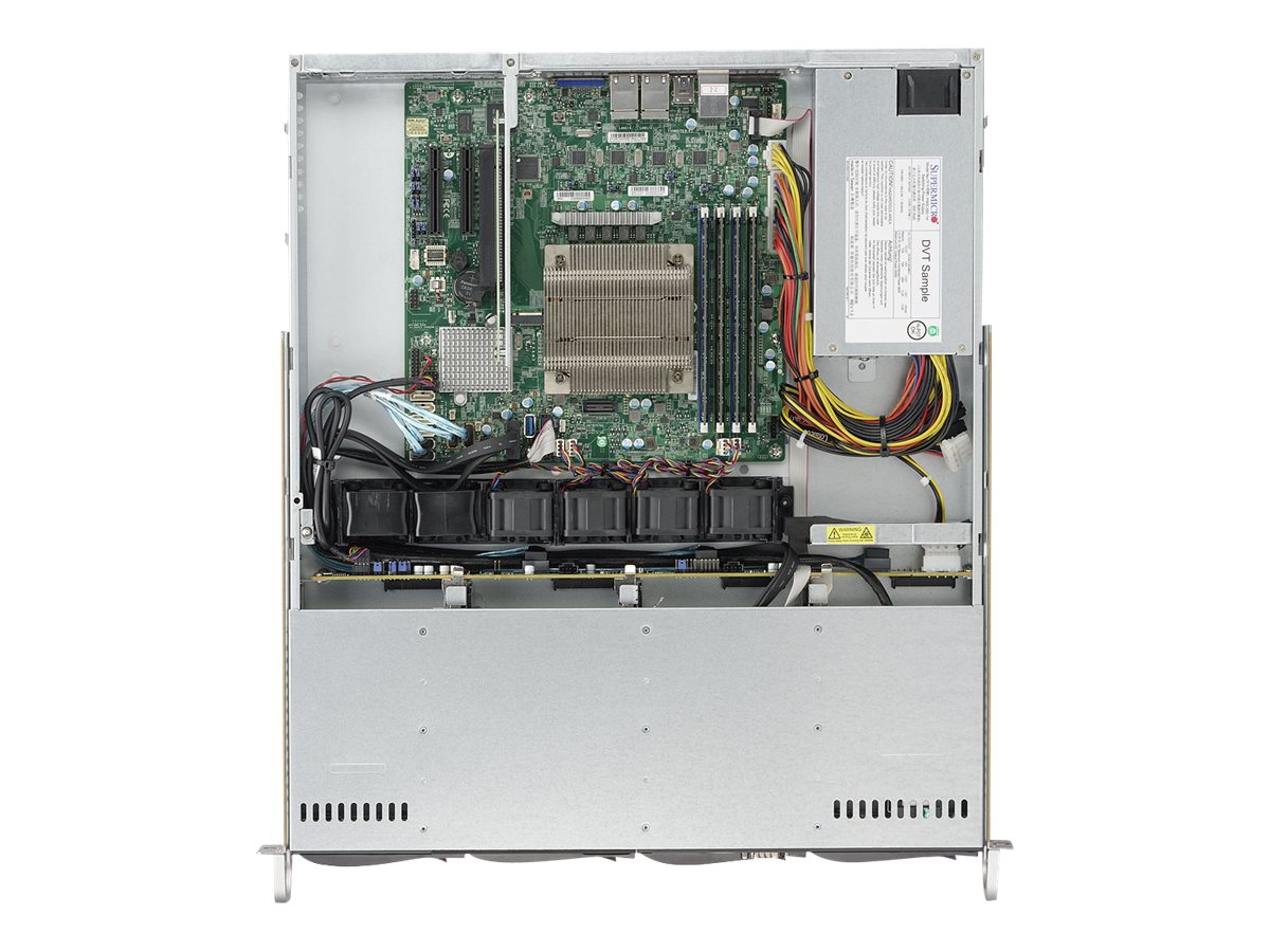 Supermicro SYS-5019S-M Image 4