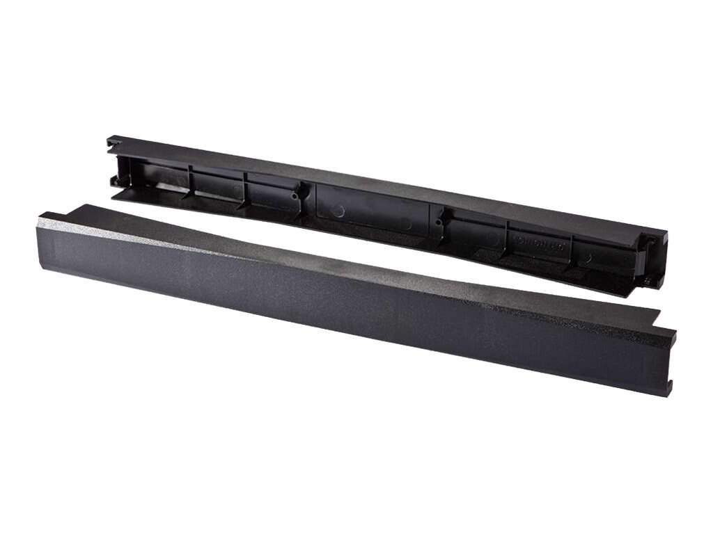 C2G 1U x 19 Toolless Snap-In Filler Panel (10-pack), 14601, 30593943, Rack Mount Accessories