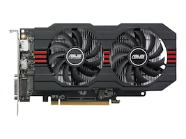 Asus Radeon RX 560 Overclocked Graphics Card, 2GB GDDR5, RX560-O2G, 34175301, Graphics/Video Accelerators